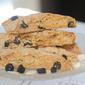 Blueberry Lemon Biscotti (gluten free)