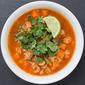 Caldo de Langostinos (Mexican Squat Lobster Soup)