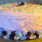 1-2-3-4 Cake for Spring