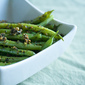 Green with Envy: Green Beans with Pistachio Pesto (and the new Chatelaine Test Kitchen)