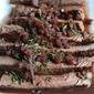 Bistro Steak with Red Wine Sauce