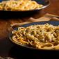 Big Fat Venetian Style Bigoli Pasta with Big Fat Onion-Anchovy Sauce