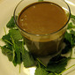 Chocolate Pudding Green Smoothie (Banana, Chocolate, Almond Green Smoothie)