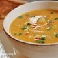 Creamy Corn and Bell Pepper Chowder: Fend Off the Early Spring Chills