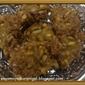 Vazhai Poo / Plantain flower vadai