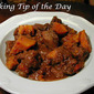 Recipe: Crock Pot Moroccan Sweet Potato and Beef Stew