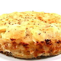 Skinny Au Gratin Potatoes