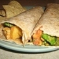 Tempeh and Apple Wraps