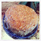 Coconut Cake with Coconut Pecan Frosting