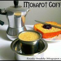 SOUTH INDIAN FILTER COFFEE USING ITALIAN MOKA POT