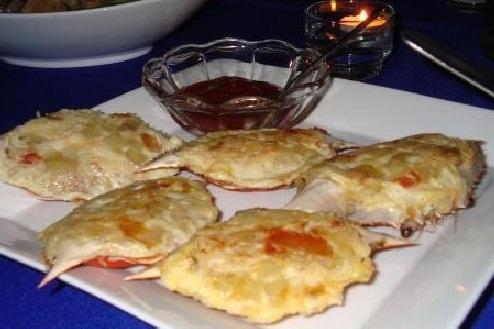 Easy Crab Omelette