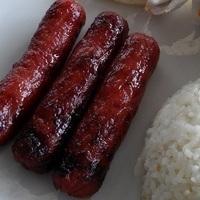 Homemade Skinless Chicken Longganisa