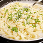 Campbell's Alfredo Sauce with Campbell's Stock First Cream Stock