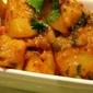 Tam's Potato Curry