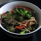 Terriyaki Udon with Beef and Vegetables
