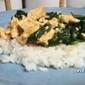 Tofu with Thai Curry Sauce