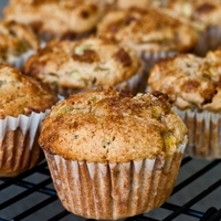 Green Tomato Muffins and the Birth of a Blog Post