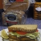 Heart Healthy Chicken Milanese Sandwich