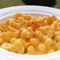 Saffron Scented Mac and Cheese