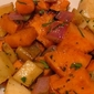 My Cover Version of Bobby Flay's Sweet Potato Salad