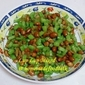 Roasted Peanuts with French Beans