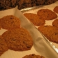 Healthier, High Fiber Oatmeal Chocolate Chip Cookies