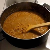 Mesir Wat, an Ethiopian dish involving serious amounts of lentils, fiber, and joy