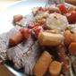 Kosher Beef Bourguignon (a.k.a. Rosh Hashanah Brisket!)