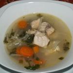 Moroccan Fish Soup