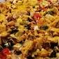 Mediterranean Style Grilled Chicken and Spinach Pizza