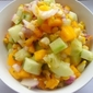 What I learned from Michael Pollan (plus a recipe for Corn Mango Salsa)