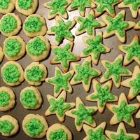 Festive Sugar Cookies