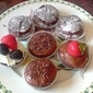 Chocolate Almond Cupcakes With a Taste Of Summer