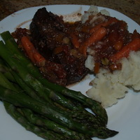 Braised Short Ribs with Vegetables