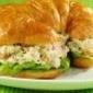 Curried Chicken Salad Croissants