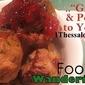 Christmas Stuffing Balls - Meat & Vegetarian versions!