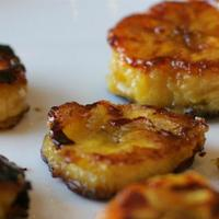 Honey and Sea Salt Plantains