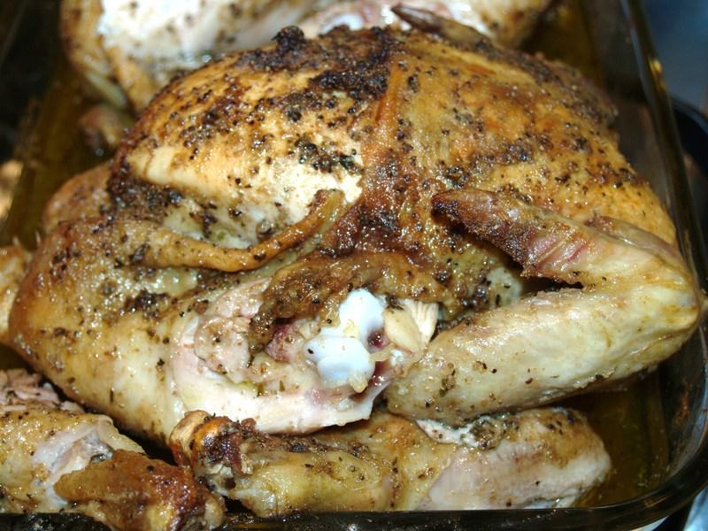 Cumin Chicken