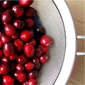 Cranberry Sauce with Orange and Port