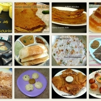 15 Minute Recipes-Tiffins(Part 4), International Cuisines & Sweets(Part 5)