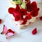St. Valentine's Day: Coup de coeur ~ 草莓花蜜慕斯蛋糕