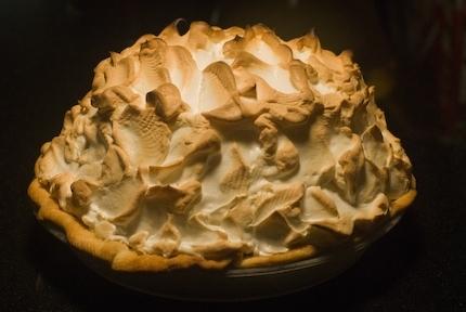 Pontchartrain Mile-High Ice Cream Pie
