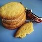 Crunchy Cornmeal Cookies & Merry Christmas