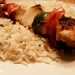 Chicken Kabobs With Lemon & Oregano