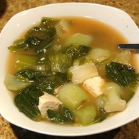 Chinese Vegetable Soup