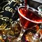 New Year Cranberry Martini