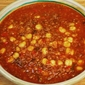 Southwestern Beef & Hominy Soup