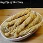 Recipe: Garlicy Parmesan Bread Sticks