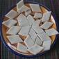 Kaju Burfi (Cashew nut Burfi)