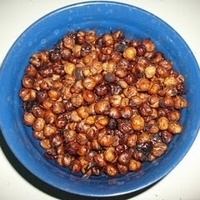 Roasted Garbanzo Beans/Chickpeas